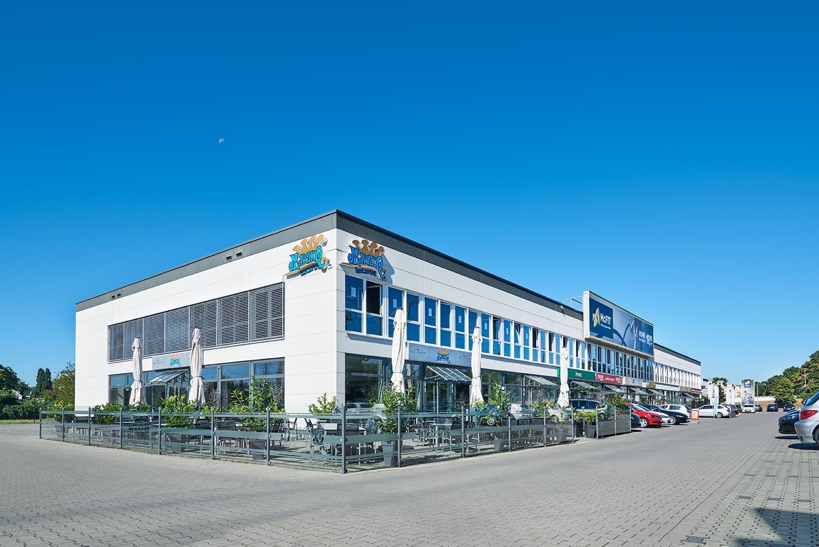 Immobilie in Hanau: Gastronomie / Fitnessstudio / Einzelhandel, Tankstelle