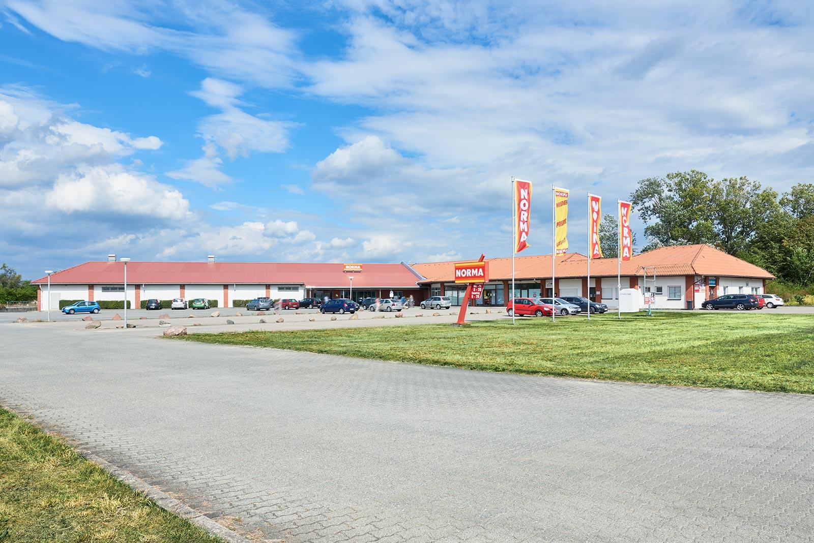 Immobilie in Dessau-roßlau (Rodleben): Einkaufsmarkt