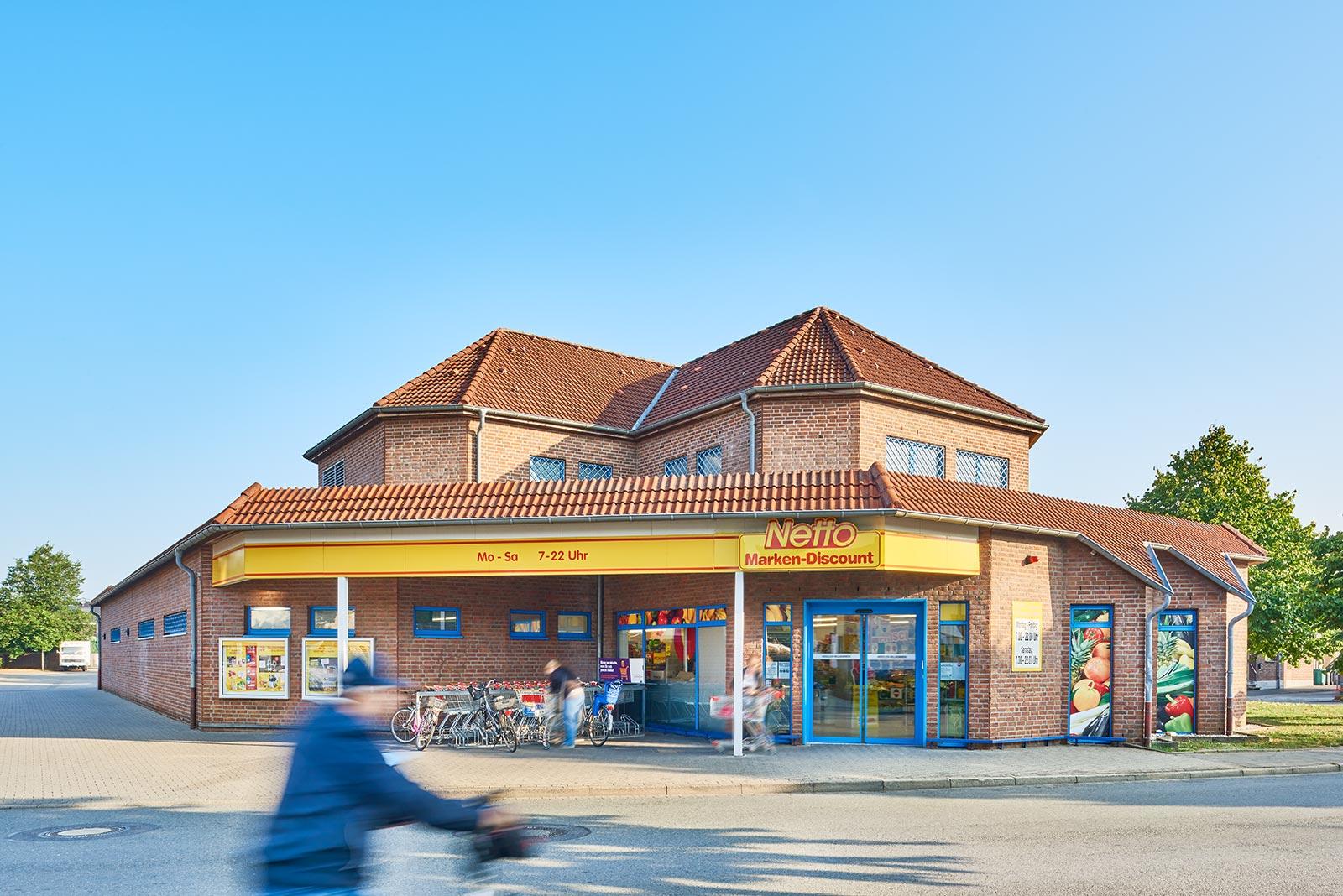 Immobilie in Weeze (Mitte): Einkaufsmarkt