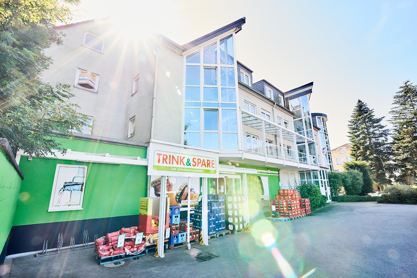 Immobilie in Remscheid (Güldenwerth): Getränkemarkt
