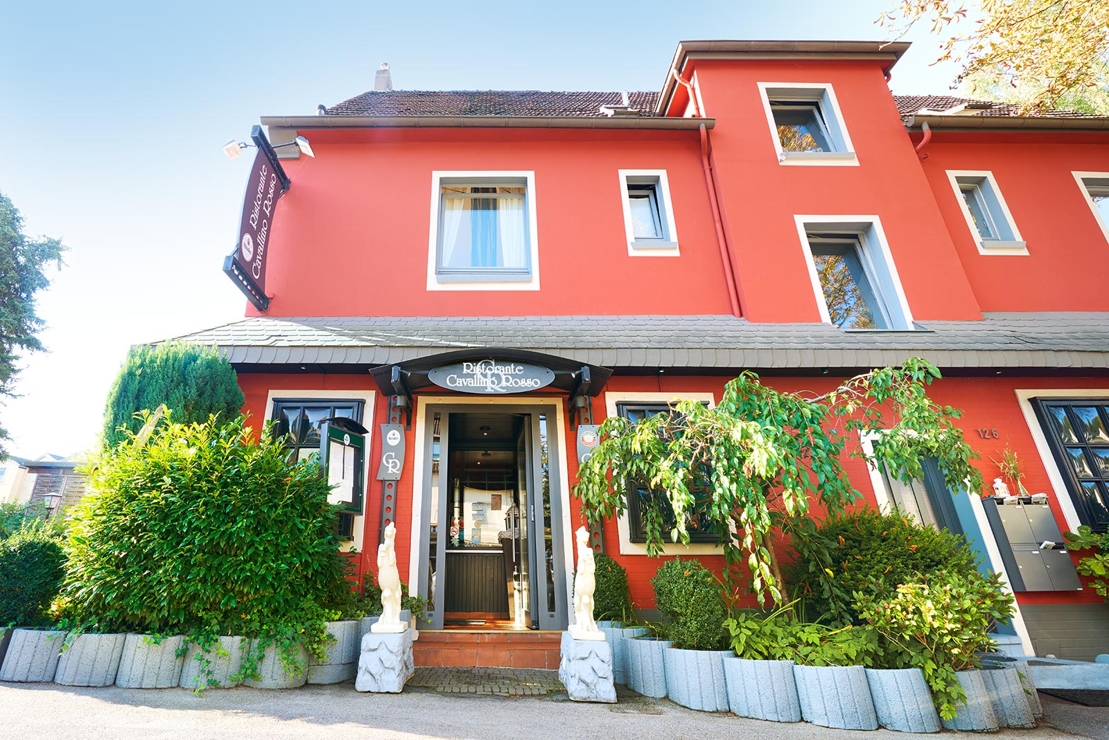 Immobilie in Essen (Werden): Gastronomie