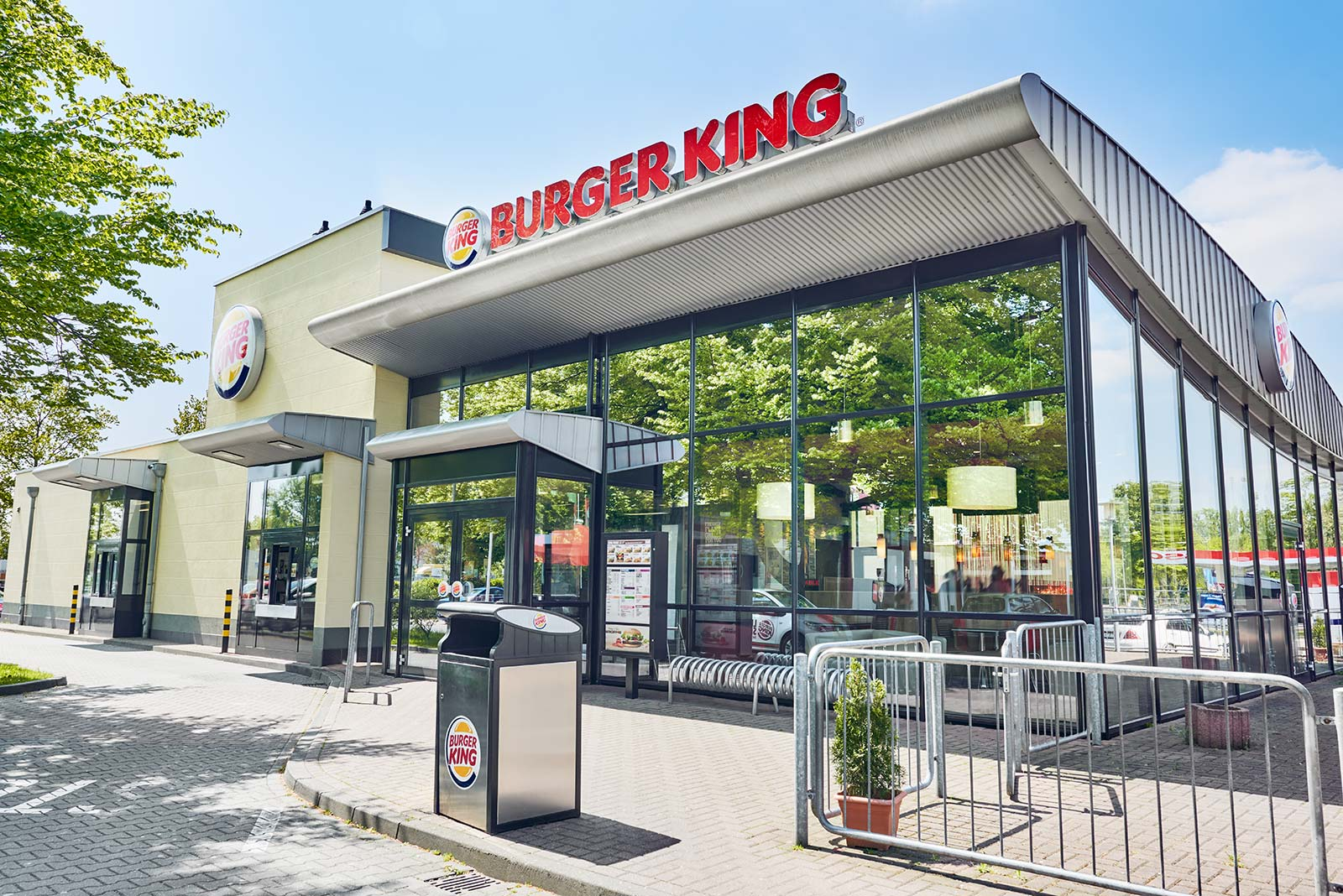 Immobilie in Gelsenkirchen: Fastfood-Restaurant (Burger King)