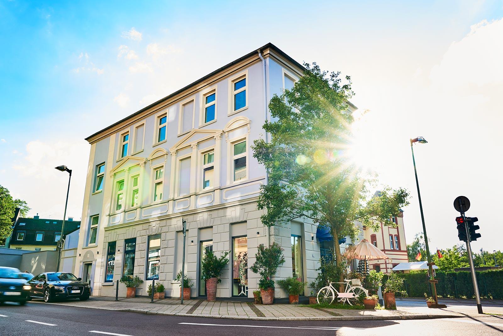 Immobilie in Essen Kray: KIK-Textilmarkt, Bekleidungsgeschäft
