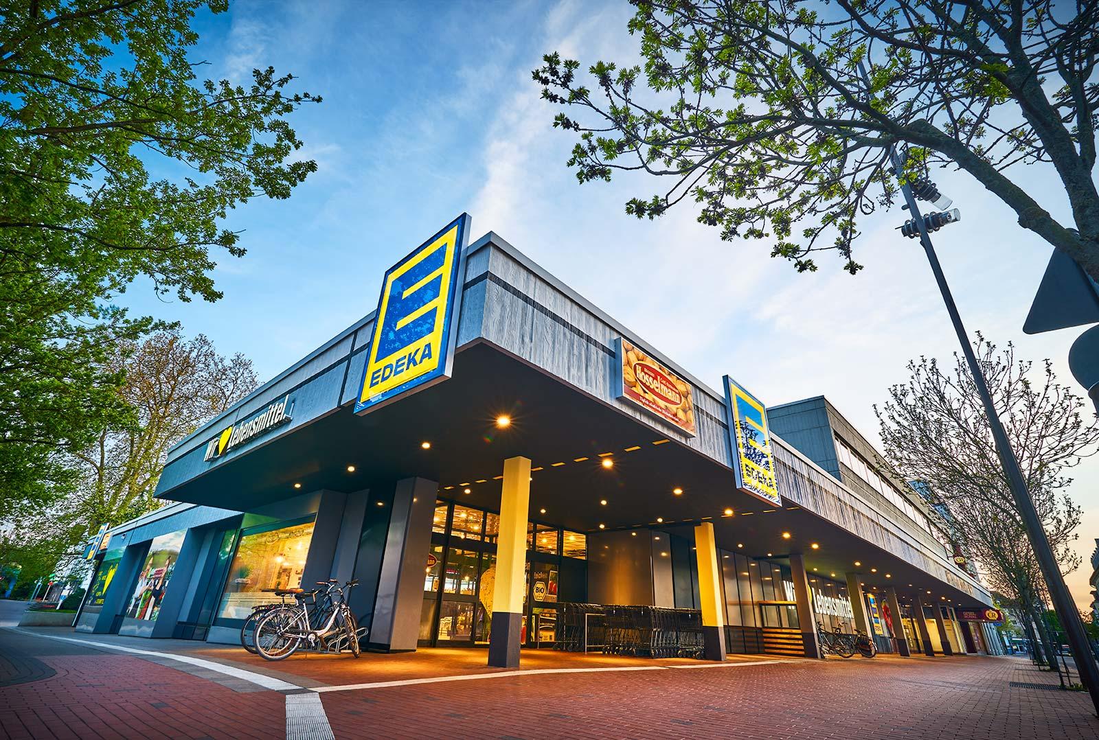 Immobilie in Hamm: Multi-Tenant: Lebensmittel-Einzelhandel / Dienstleister (Spielhalle) / Arztpraxen / Wohnungen