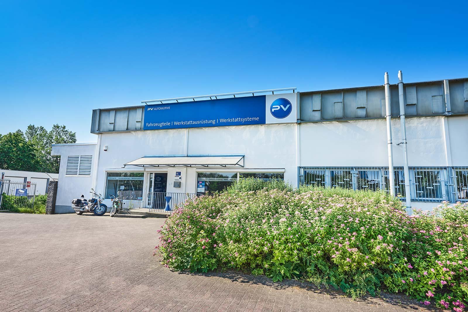 Immobilie in Frankfurt (Oder): Single-Tenant: Autoteilehandel