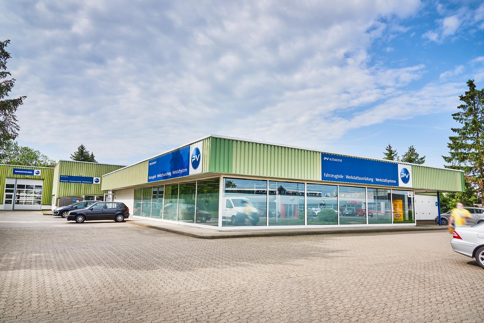 Immobilie in Goslar: Single-Tenant: Autoteilehandel